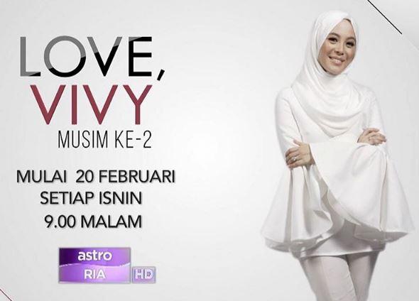 Program Love, Vivy Musim 2 (2017)