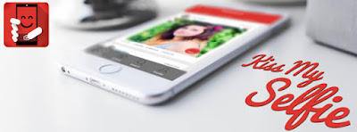 Kiss My Selfie - Social App for all selfie lovers