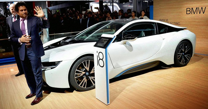 BMW i8 HD Image