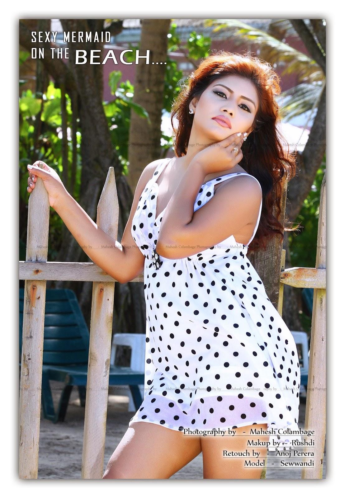 Sewvandi Dissanayake mini dress