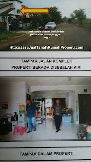 Jual rumah cluster Bukit Indah perum citra indah jonggol bogor