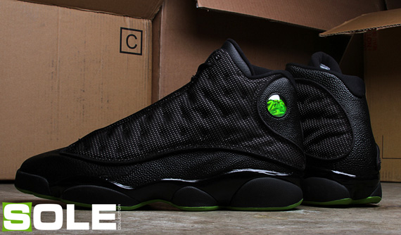 outlet store 62110 395fe ... where can i buy the air jordan 13 altitude colorway will drop earlier  than expected.