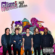 Music video maroon 5 payphone gif find on gifer.
