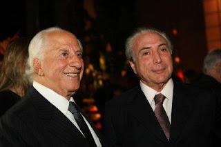 Assessor de Temer, Yunes teria recebido parte do dinheiro  em seu escritório (Foto: Zanone Fraissat / Folhapress)