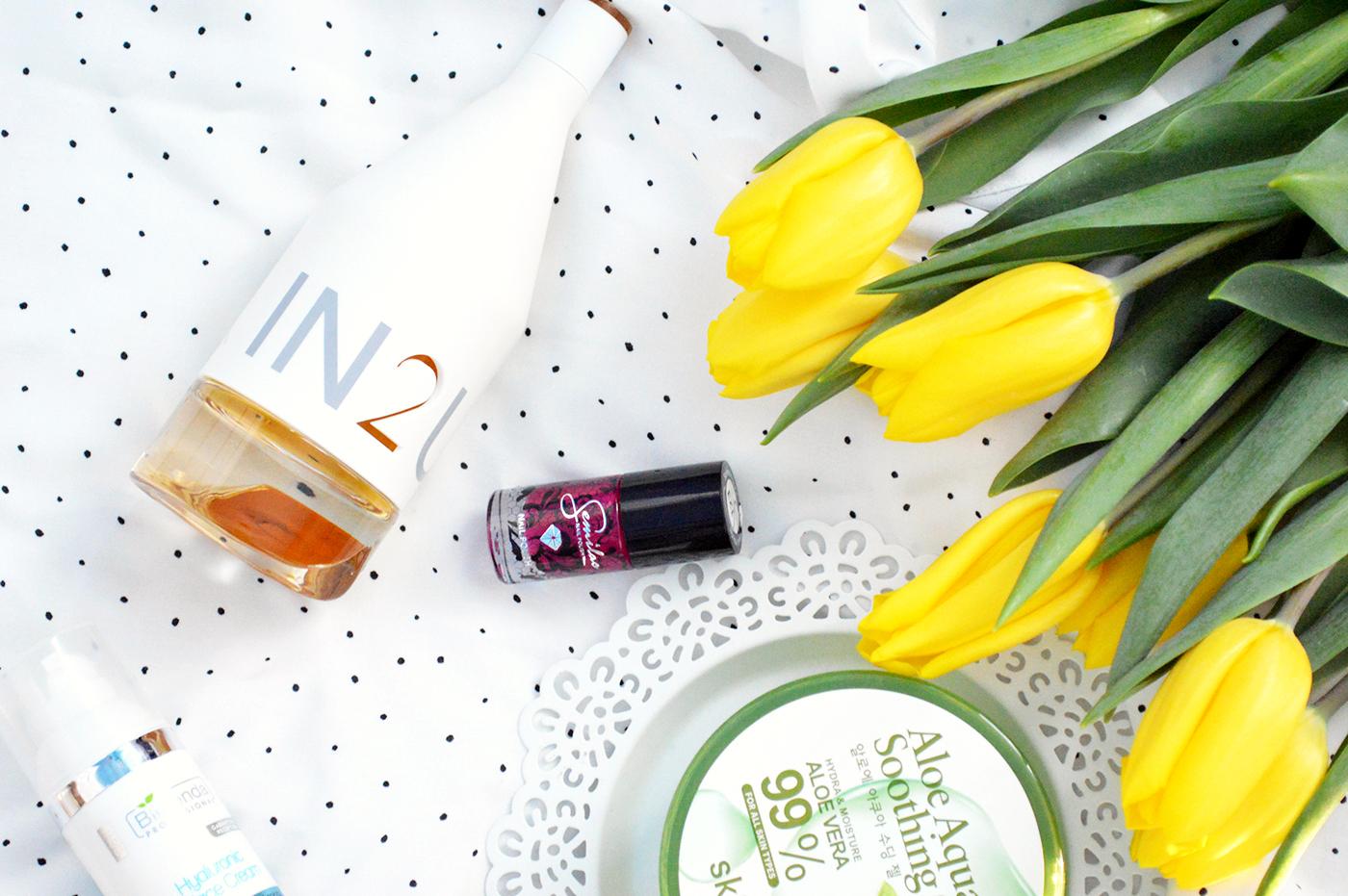 ulubieńcy miesiąca kosmetyki blog