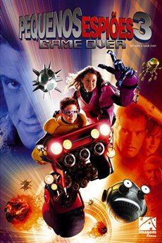 Baixar Filme Pequenos Espiões 3 - Game Over - Torrent Grátis