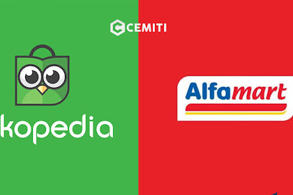 Tutorial Cara Belanja di Tokopedia pembayaran di Alfamart