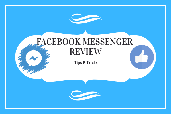 Messenger Facebook App<br/>