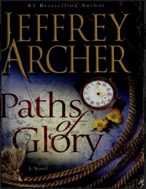 JEFFREY ARCHER PATHS GLORY