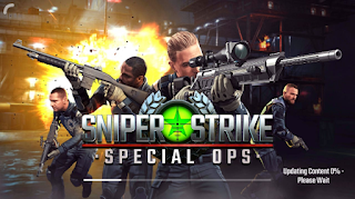 Free Download Game Sniper Strike – FPS 3D Shooting Game Apk Mod Many Rounds for android