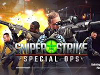 Sniper Strike – FPS 3D Shooting Game Apk Mod Many Rounds v4.301 for android