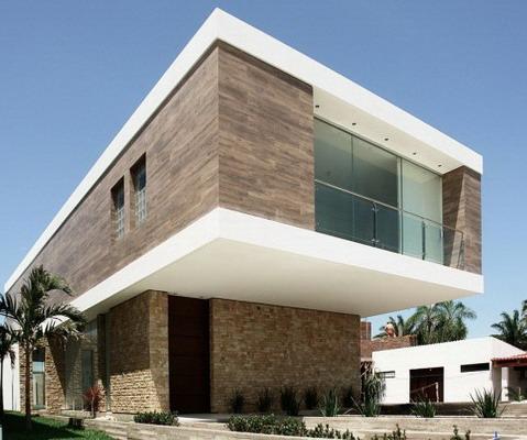 rumah minimalis modern mewah 2 lantai