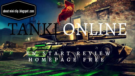 tanki online en start review homepage free