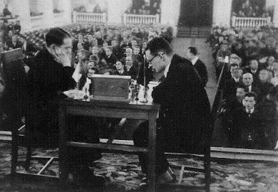Match de ajedrez Flohr-Botvinnik, 1933