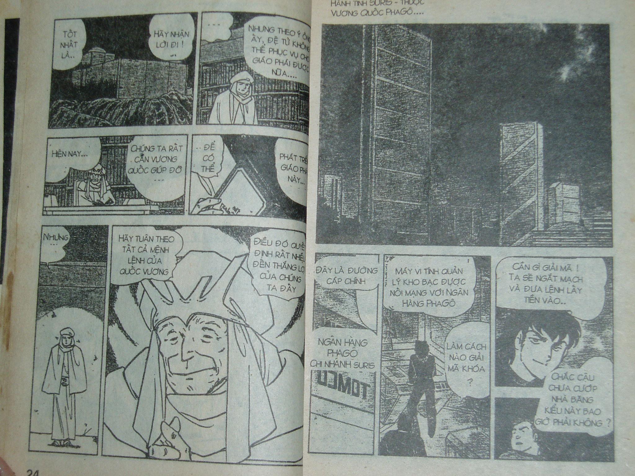 Siêu nhân Locke vol 17 trang 11