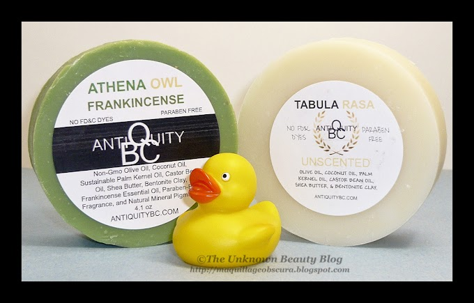 10 Reasons Why AntiquityBC Soaps are Awesome