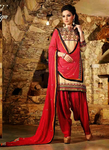 e5044b59d34 The traditional looking apparel has got western touch to them making it  captivating and fashionable attire. Even the Punjabi suit ...
