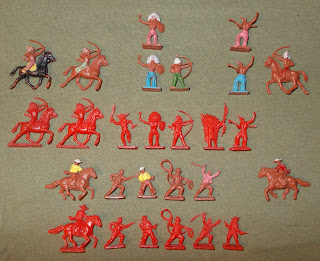 Airfix Compatable; Airfix Compatible; Cowboys; Cowboys and Indians; DCMT Die Cast Machine Tools; Early British Toy Figures; HO - OO; HO - OO Figures; Indian Toy Figures; Lone Star; Lone Star Harvey Series; Lone Star HO - OO Figures; Mounted Cowboys; Mounted Figures; Mounted Indians; Native American Indians; Native American Toy Figures; Original Figures; Reissue; Small Scale; Small Scale World; smallscaleworld.blogspot.com; Wild West;