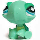 Littlest Pet Shop Collectible Pets Turtle (#642) Pet