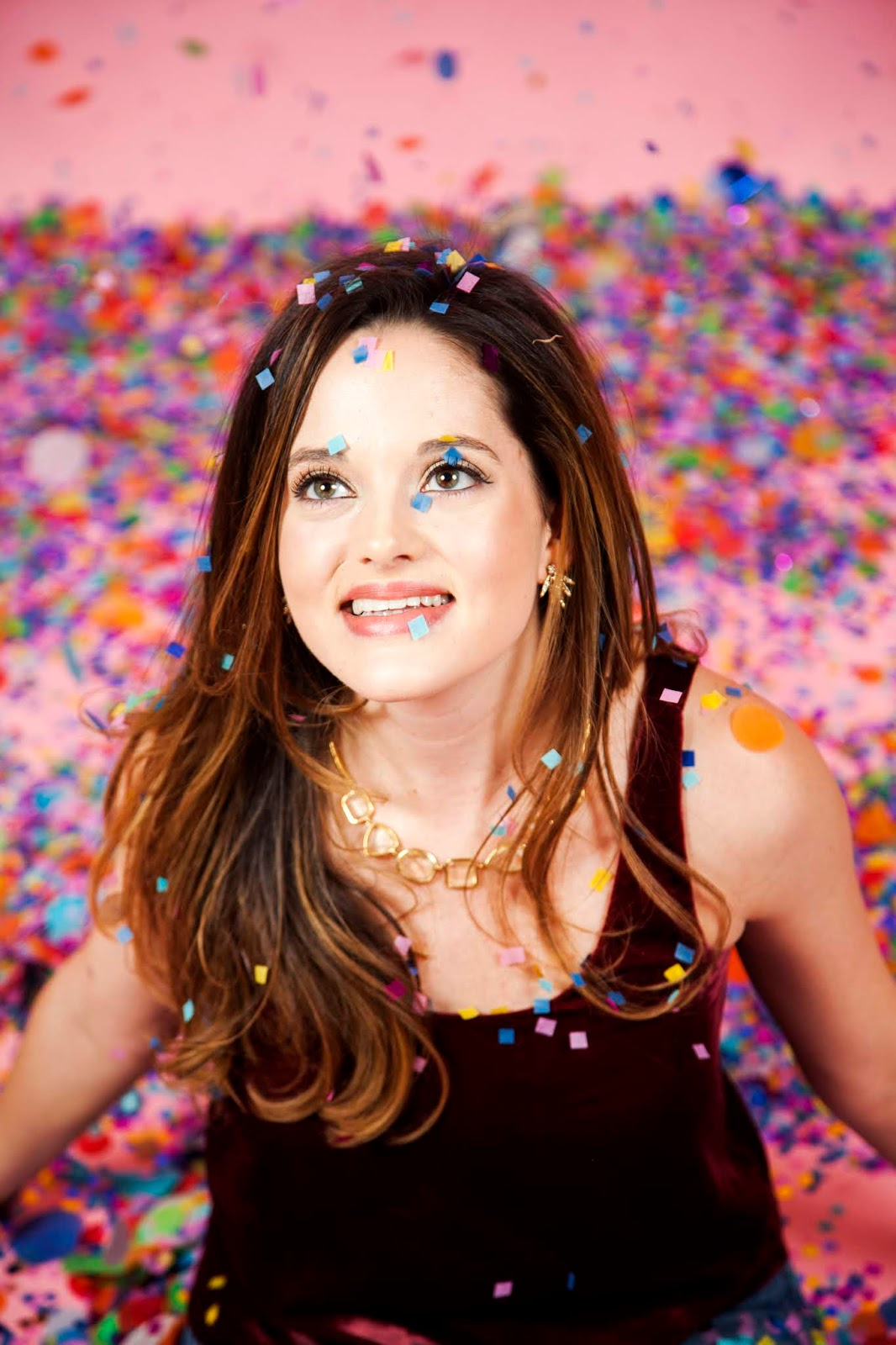 Nyc fashion blogger Kathleen Harper's Confetti Project pics