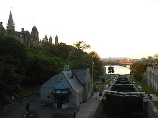 Museu Bytown e Canal Rideau