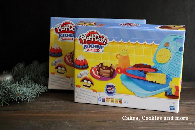 """Gewinne ein """"Schlemmer Frühstück"""" von Play-Doh"""