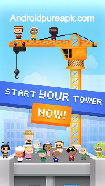 Tiny Tower Apk Download Mod+Hack