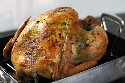 Herb Roasted Turkey Recipe for Thanksgiving