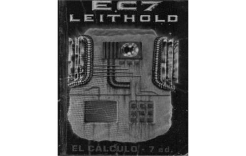 Calculo de Leithold, 7ma Edición