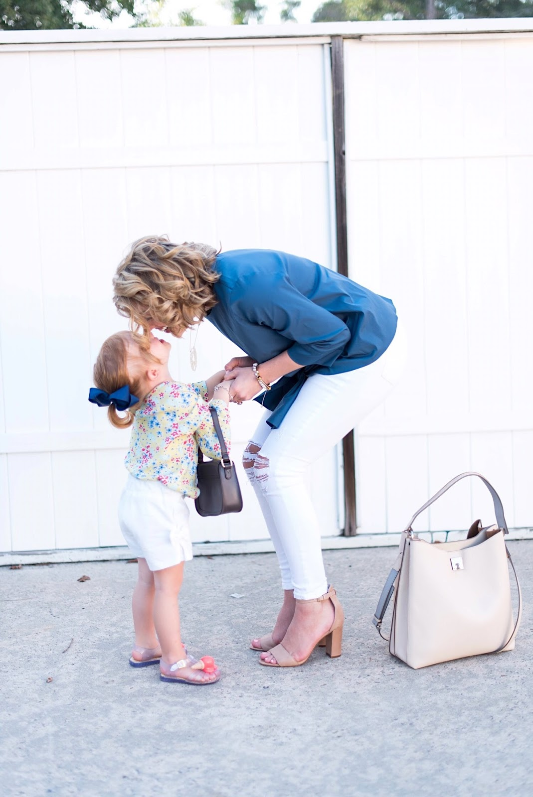 Mommy & Me Outfits - Click through to see more on Something Delightful!