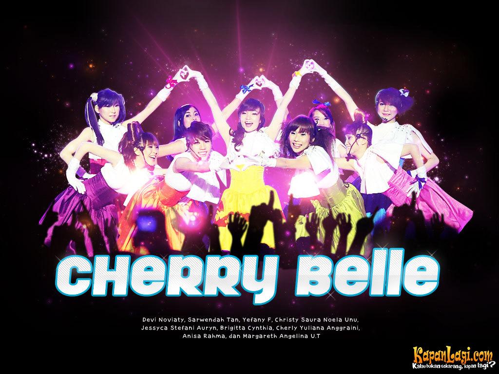 Koleksi Photo Dan Wallpaper CherryBelle Girl Band Indonesia