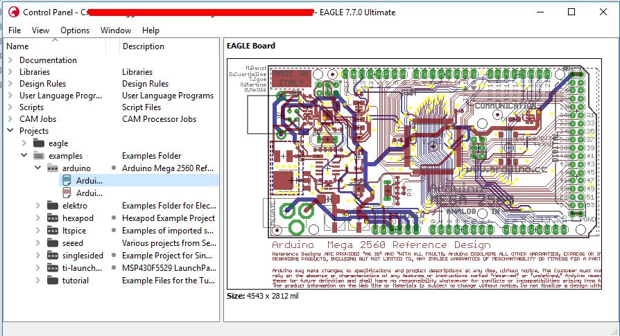 CadSoft EAGLE Ultimate 7 7 0 - x86 Full Version (PCB Design) | Lingga-MG