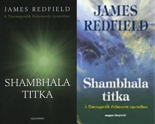 James Redfield Shambhala titka könyv