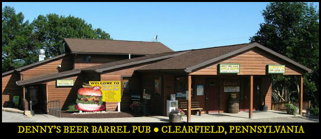 Denny's Beer Barrel Pub