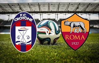 Serie A Crotone Roma probabili formazioni video
