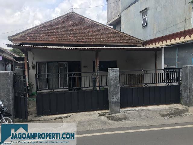Rumah Dijual Pinggir Jalan Untuk Usaha Malang Kota
