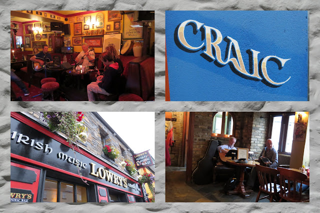Weekend in Connemara - Music pubs and Trad bands in Clifden