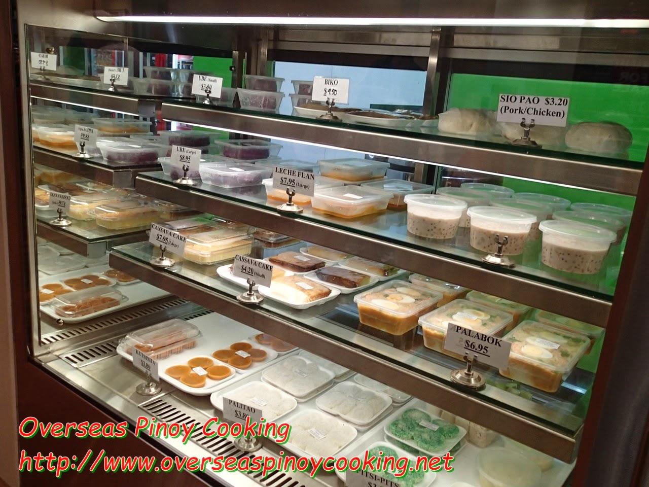 Pinoy Native Delicacies