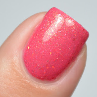 berry crelly nail polish