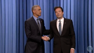 President Obama on The Tonight Show Proved He's Different from Donald Trump and Hillary Clinton