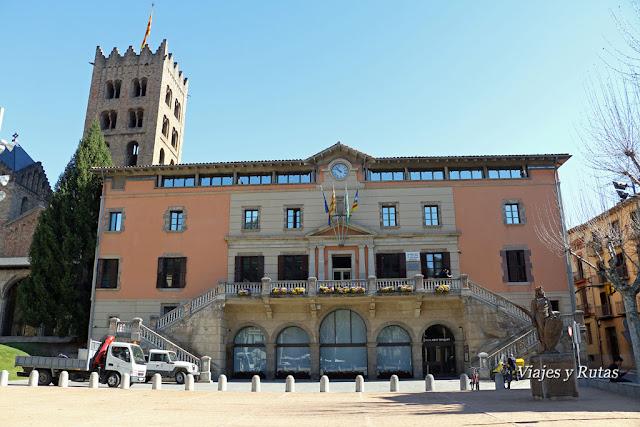 Ayuntamiento de Ripoll