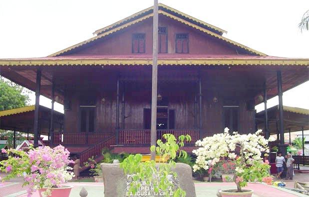 Rumah Bandayo Pamboide
