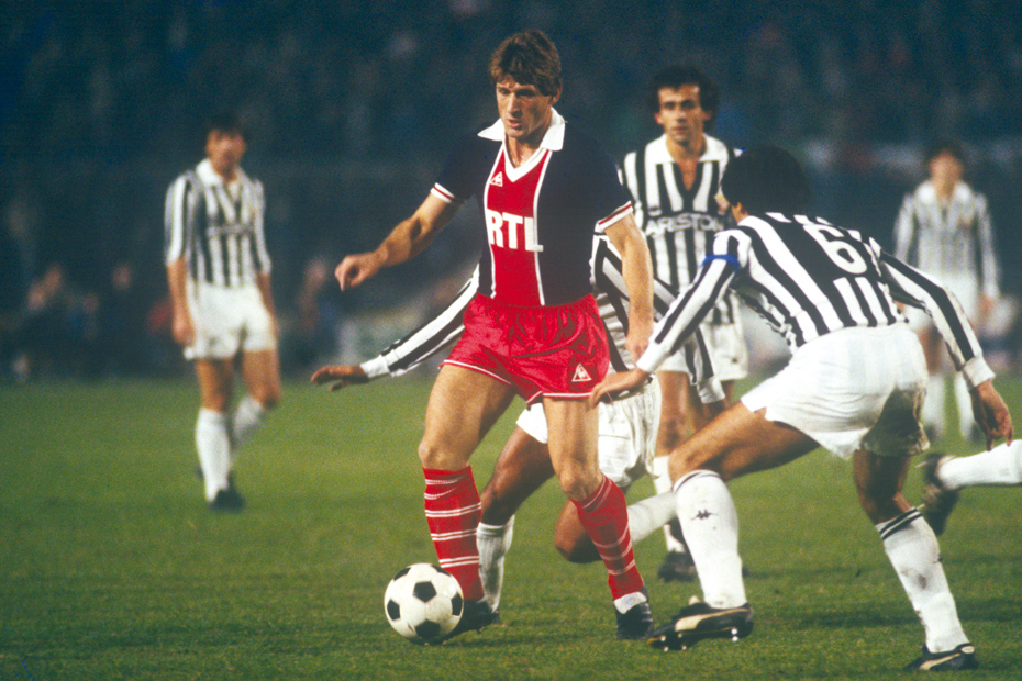 Football Yesterday & Today: Safet Sušić & Vahid Halilhodžić - Detailed  stats in the European Cups.