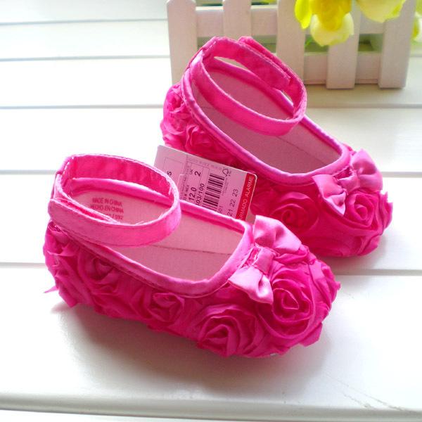 Meryem Uzerli: Baby Girl Shoes