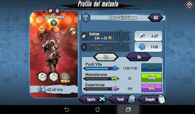 Mutants: Genetic Gladiators Breeding video N°99 (Satyr Shaman - Kaiju Kitty)