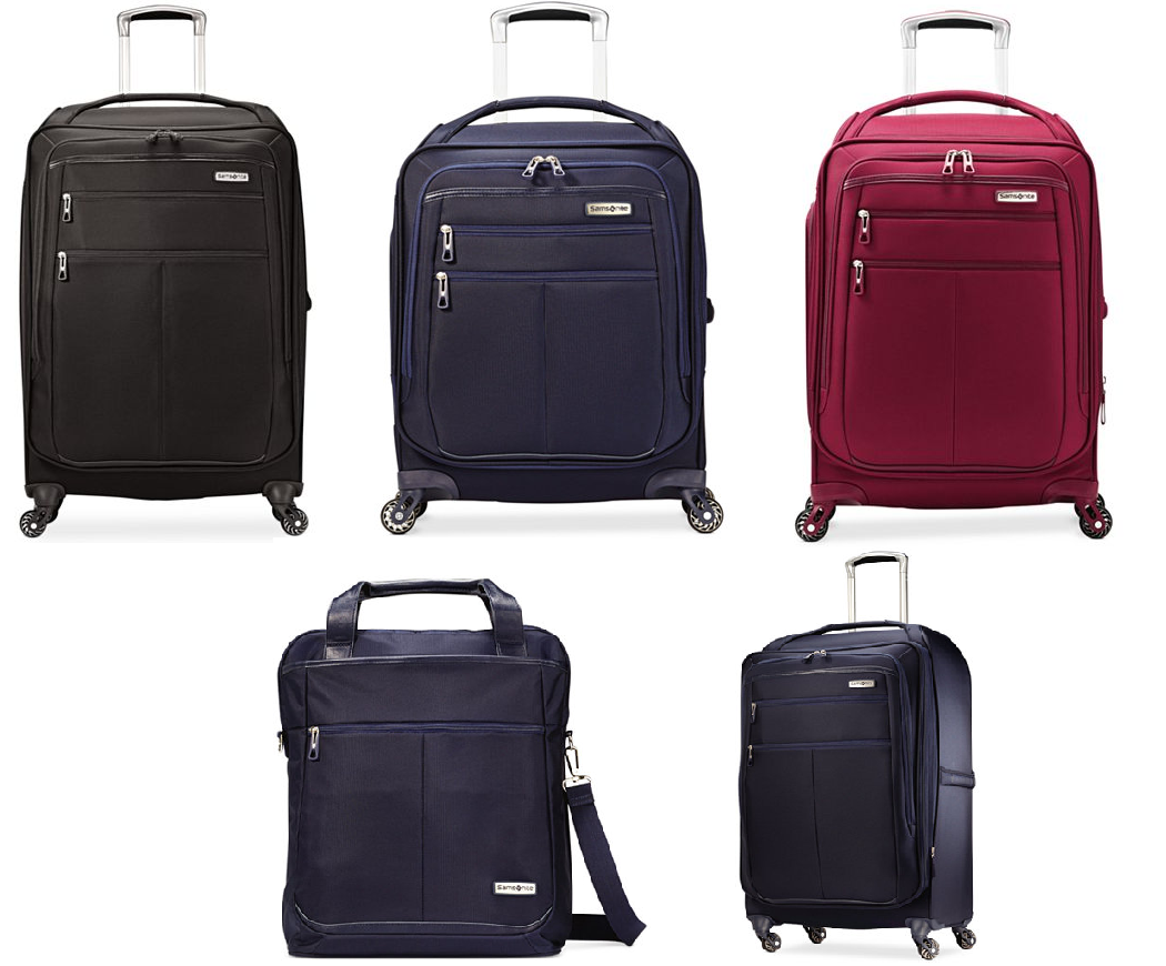 Coupons And Freebies: Samsonite Sphere Lite Expandable Spinner ...