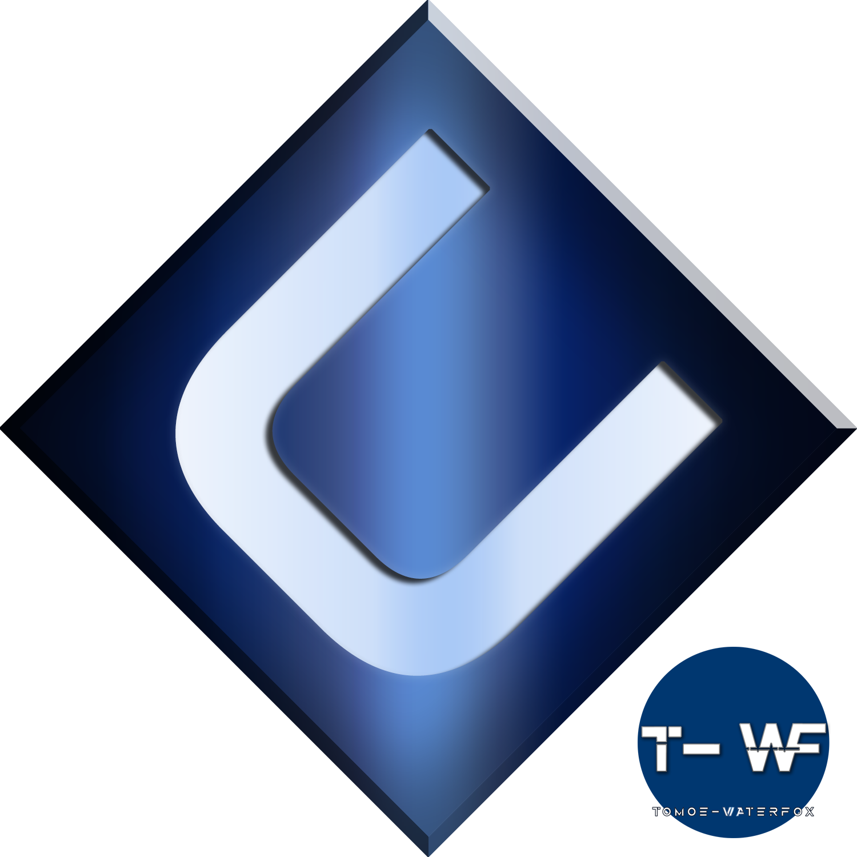 Lastation Uni logo render by T-WF