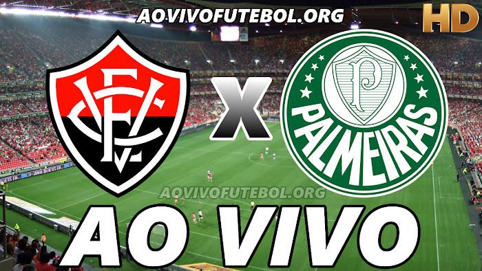 Vitória x Palmeiras Ao Vivo HD TV PFC