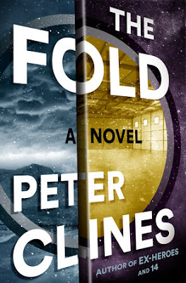 The Fold By Peter Clines, BloggingforBooks, Book Review, InToriLex