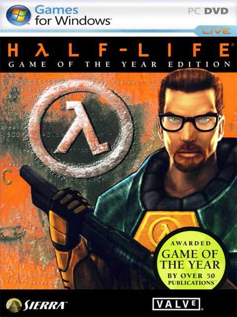 تحميل لعبة Half Life مضغوطة برابط واحد مباشر كاملة مجانا
